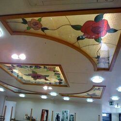 kaca patri bali ceiling